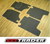 TVR Tuscan (00-07) GREY TAILORED CAR MATS