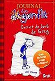 "Afficher ""Journal d'un dégonflé n° 1 Carnet de bord de Greg Heffley"""