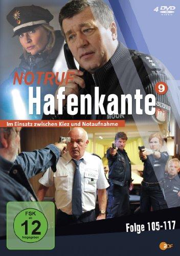 Notruf Hafenkante 9 (Folge 105-117) [4DVDs]