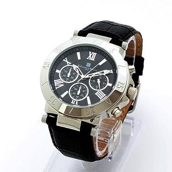 (サルバトーレマーラ) 腕時計 メンズ ブラック 全10色