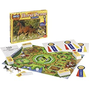 Breyer Horse Sense Board Game (2nd Edition with Mini Whinnies)