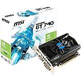 MSI Computer NVIDIA GeForce GT 740 4GB DDR3 VGA/DVI/HDMI PCI-Express Video Card N740-4GD3