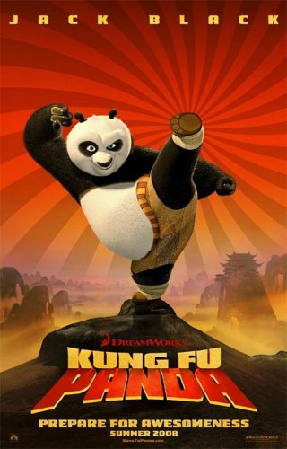 Kung Fu Panda [Theatrical Release]