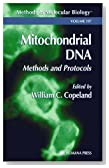 Mitochondrial DNA: Methods and Protocols (Methods in Molecular Biology)