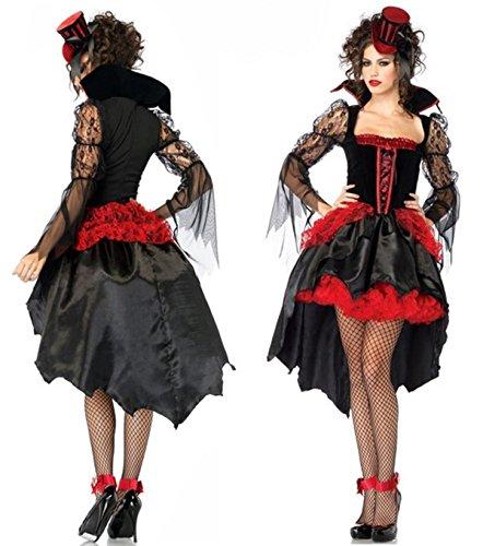 海賊の服 吸血鬼 魔女 ヴァンパイア 悪魔 ドレス コスチューム レディース フリーサイズ