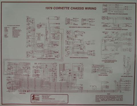 corvette wiring diagram image wiring diagram 1979 corvette wiring diagram on 1979 corvette wiring diagram