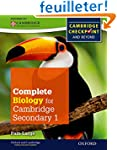 Complete Biology for Cambridge Second...
