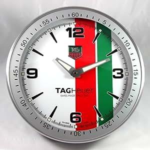"Tag Heuer 12"" Wall Clock"