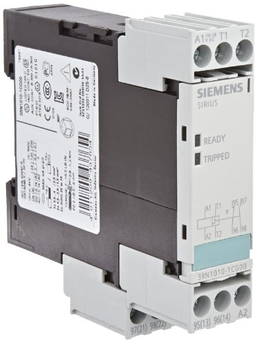 Siemens 3rn1010 1cg0 0 thermistor motor protection relay for Thermistor motor protection relay
