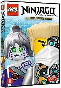 LEGO Ninjago: Masters of Spinjitzu - Complete Season 3