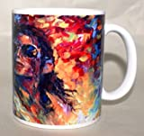 Tribute To Michael Jackson Art Coffee Mug Collectible Souvenir 11 Oz Amazon.com
