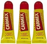 Carmex Lip Balm Tube (3-Pack)