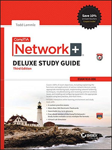 1119021278 – CompTIA Network+ Deluxe Study Guide Exam N10-006