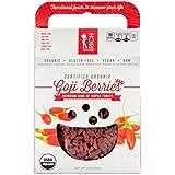 Rich Nature 100% Organic Goji Berries Super Fruit 227g 8 Oz Box