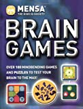 img - for The Mensa Brain Games Pack (Mensa) book / textbook / text book