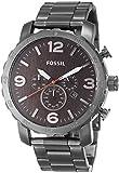 Fossil Herren-Armbanduhr XL Trend Analog Edelstahl JR1355