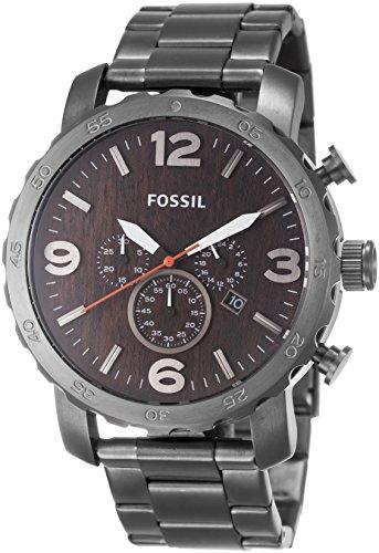 Fossil Men's Quartz Watch Trend JR1355 with Metal Strap