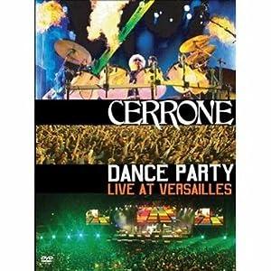 Cerrone - Dance Party - Live at Versailles [+ 1 CD Audio]