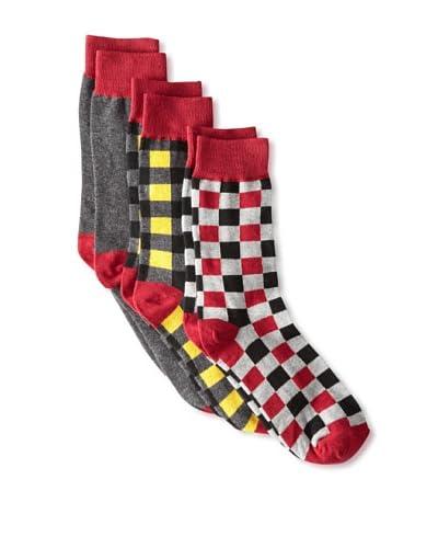 Ben Sherman Men's Phillip Socks - 3 Pack