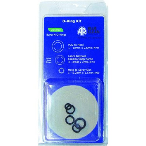 AR Blue Clean AR909104 Blue Clean Pressure Washer O-Ring Kit