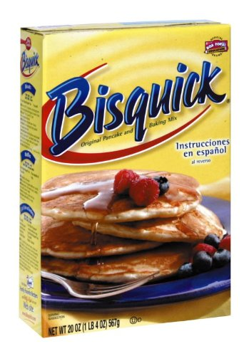 Bisquick Pancake and Baking Mix, 20 Ounce