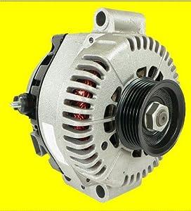 Alternator For High Output 200 Amp 6.0 Ford Truck E450 F450 F550 Van 04 05 06 07 08