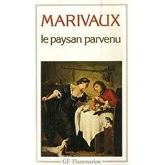 Le paysan parvenu par Marivaux