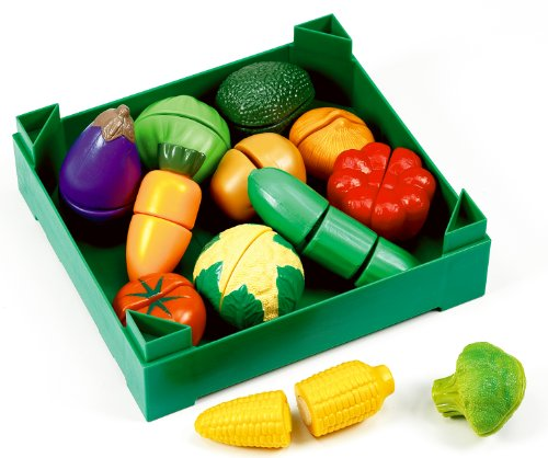 Early Learning Centre / Cut & Play Vegetables