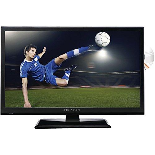 "Proscan Pledv2488A 24"" 1080P 60Hz Led Hdtv With Dvd Player"