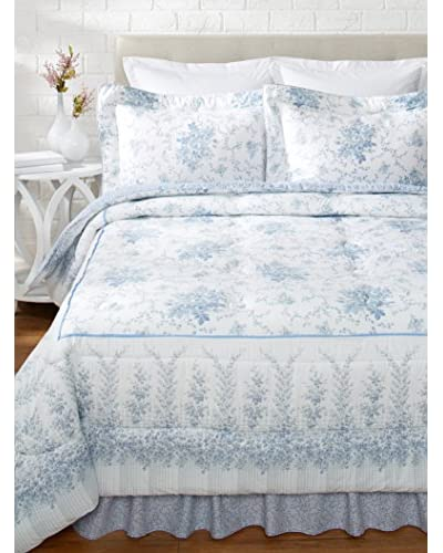 Laura Ashley Sophia Comforter Set