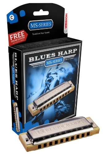 Hohner 532BX-E Blues Harp, Key Of E Major (Hohner Harmonica Blues Harp compare prices)