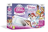 echange, troc uDraw GameTablet + uDraw studio + Disney Princesse : livre enchantés