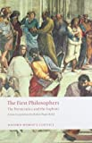 img - for The First Philosophers: The Presocratics and Sophists (Oxford World's Classics) book / textbook / text book