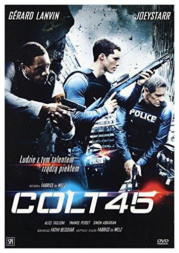 Colt 45 [DVD] [Region 2] (IMPORT) (No English version) by Simon Abkarian