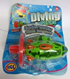 Diving Series Underwater Flying Machines Bath Toy