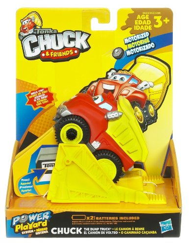 Chuck The Dump Truck Motorized Vehicles - 1