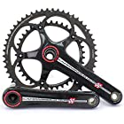 Campagnolo 2011 Super Record 11-Speed Road Bike Crankset // 53/39T // 172.5mm