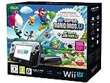 Console Nintendo Wii U 32 Go noire + Mario & Luigi - premium pack