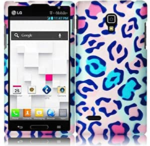 Cute Animal Hard Case Snap on Cover for LG Optimus L9 P769 (T-Mobile)