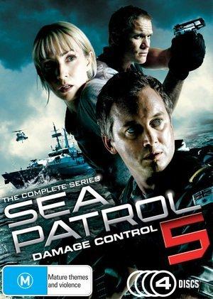 Sea Patrol - Series 5 - 4-DVD Set ( Sea Patrol: Damage Control ) ( Sea Patrol: Series Five ) [ NON-USA FORMAT, PAL, Reg.4 Import - Australia ] (Damages Season 4 compare prices)
