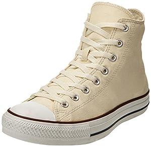 Converse Chuck Taylor All Star, Unisex-Erwachsene Hohe Sneakers, Weiß (White), 44 EU
