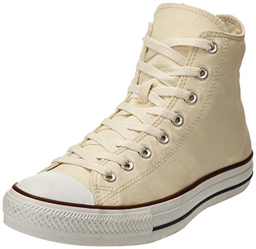 Converse Chuck Taylor All Star Hi, Sneaker unisex adulto, Avorio (Ivory), 45