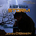 A New World: Storm: Volume 10 (       UNABRIDGED) by John O'Brien Narrated by Mark Gagliardi
