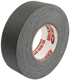 "Allstar Performance ALL14253 Black 2"" x 165' Gaffer's Tape"