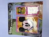 Disney Mickey and Minnie Mouse 3 Piece Mirror Set