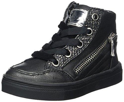 ASSOD3291 - Sneaker Bambina , Nero (Black (nero)), 28