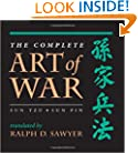 The Complete Art Of War: Sun Tzu/sun Pin (History & Warfare)