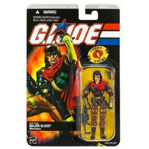 G.I. Joe Real American Hero Major Bludd Action Figure