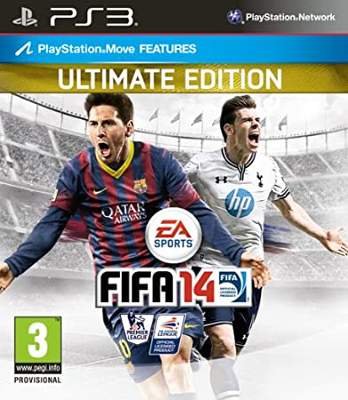 FIFA 14 Ultimate Edition (PS3)