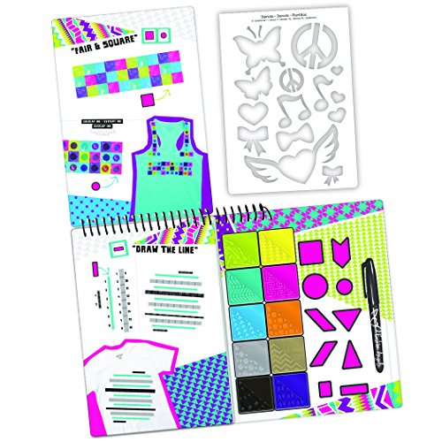 Fashion Angels Stamp'd Textile Designer Kit